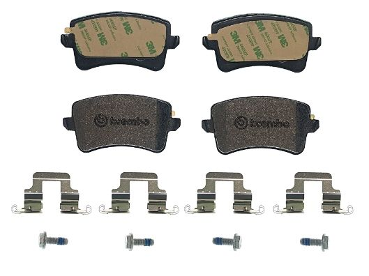 SET PLACUTE FRANA FRANA DISC BREMBO P 85 099X