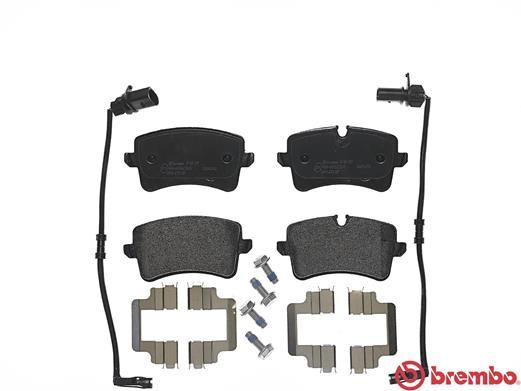 SET PLACUTE FRANA FRANA DISC BREMBO P 85 117
