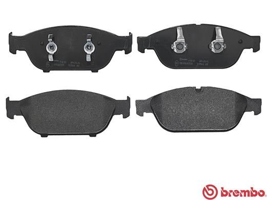 SET PLACUTE FRANA FRANA DISC BREMBO P 85 127