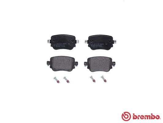 SET PLACUTE FRANA FRANA DISC BREMBO P 85 135