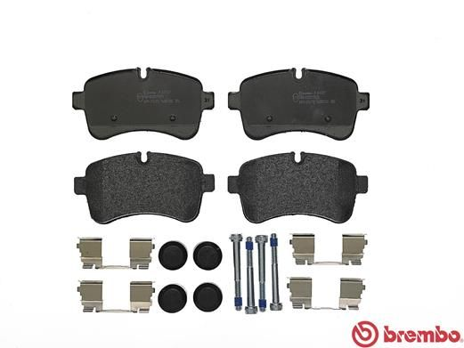 SET PLACUTE FRANA FRANA DISC BREMBO P A6 027