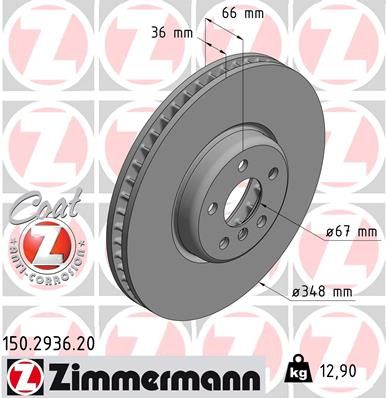 DISC FRANA ZIMMERMANN 150.2936.20