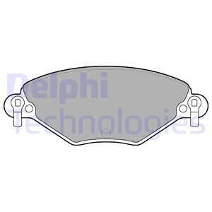 SET PLACUTE FRANA FRANA DISC DELPHI LP1654