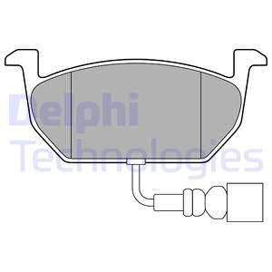 SET PLACUTE FRANA FRANA DISC DELPHI LP3146