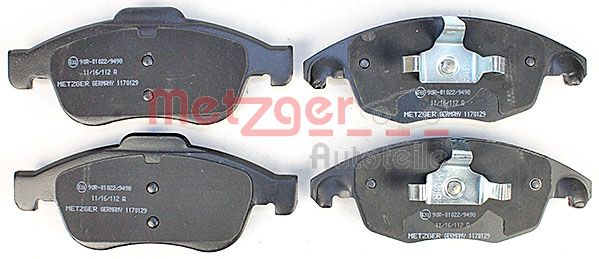 SET PLACUTE FRANA FRANA DISC METZGER 1170129