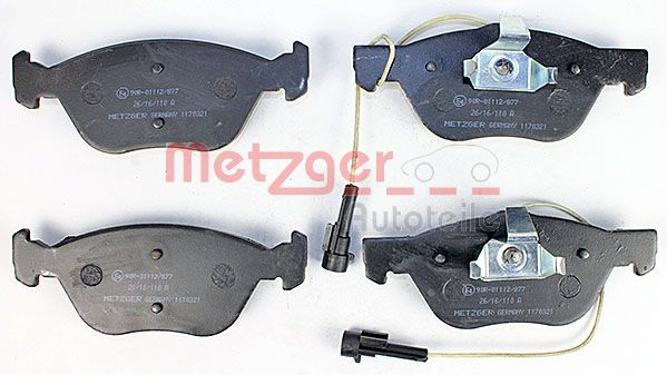 SET PLACUTE FRANA FRANA DISC METZGER 1170321