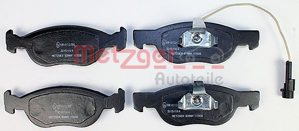 SET PLACUTE FRANA FRANA DISC METZGER 1170338