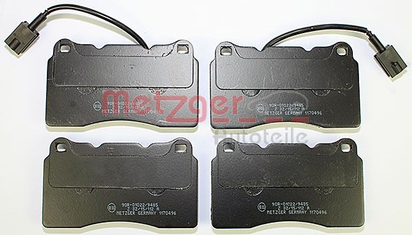SET PLACUTE FRANA FRANA DISC METZGER 1170496