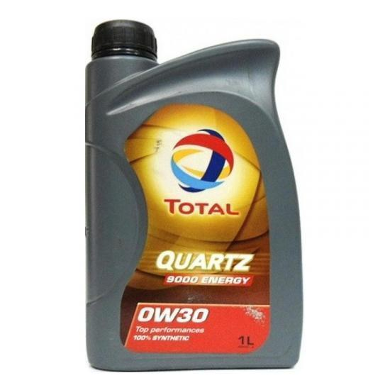 ulei motor total quartz energy 9000, 0w30, 1l