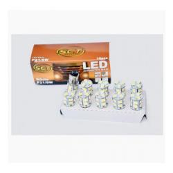 BEC LED P21/5W LED 24V 13X5050 BAY15D SET 10 BUC