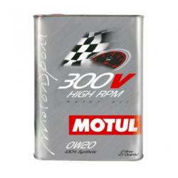 ULEI MOTOR MOTUL 300V HIGHT RPM 0W20 2L