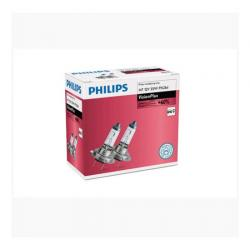 SET 2 BECURI FAR H7 55W 12V VISIONPLUS PHILIPS