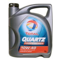 ULEI MOTOR TOTAL QUARTZ 7000 ENERGY 10W40 5L